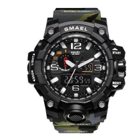 Relógio Masculino Militar Smael