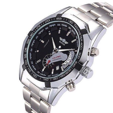 Relógio Masculino Winner Calibre