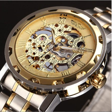 Relógio Masculino Winner Automatico Modelo 06