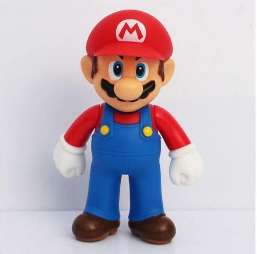 Artigo Colecionável Super Mario