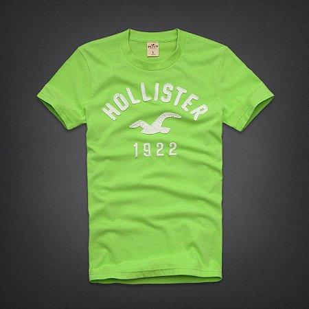 Camiseta Masculina Holli Aber A&F Modelo 10