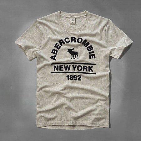Camiseta Masculina Holli Aber A&F Modelo 11