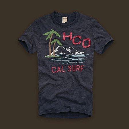 Camiseta Masculina Holli Aber A&F Modelo 12