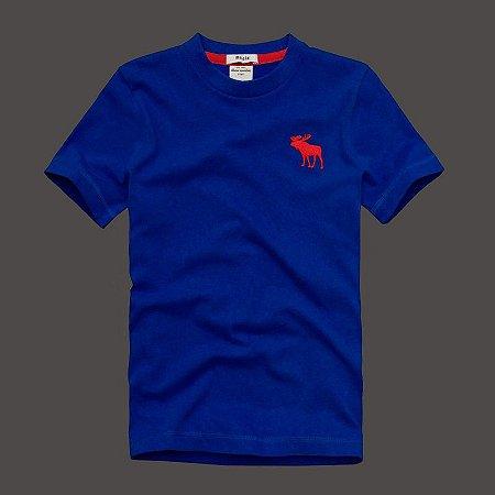 Camiseta Masculina Holli Aber A&F Modelo 18