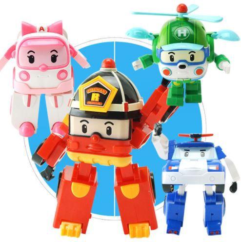 Robo Transformer Infantil