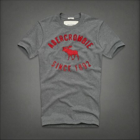 Camiseta Masculina Holli Aber A&F Modelo 24