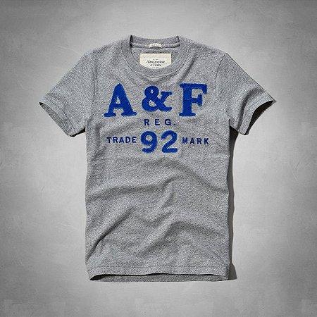 Camiseta Masculina Holli Aber A&F Modelo 28
