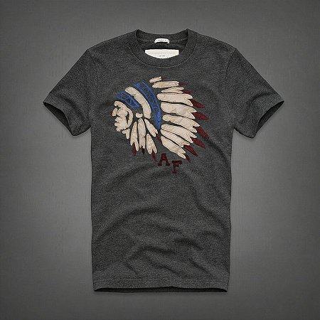 Camiseta Masculina Holli Aber A&F Modelo 30