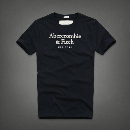 Camiseta Masculina Holli Aber A&F Modelo 38