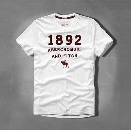 Camiseta Masculina Holli Aber A&F Modelo 45