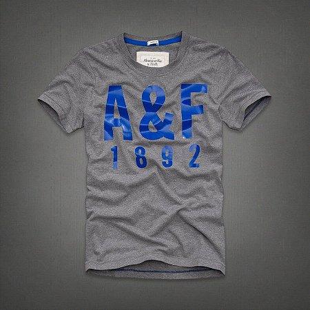 Camiseta Masculina Holli Aber A&F Modelo 46