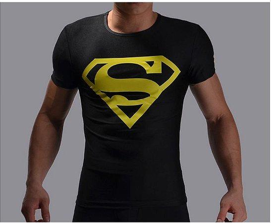 Camiseta Masculina Super-Heróis Modelo 16