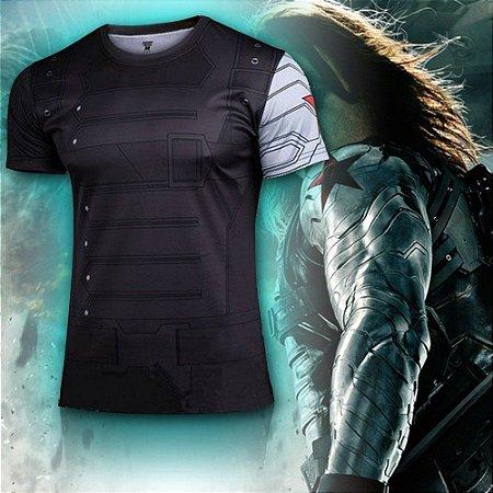 Camiseta Masculina Super-Heróis Modelo 06