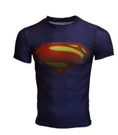 Camiseta Masculina Super-Heróis Modelo 19