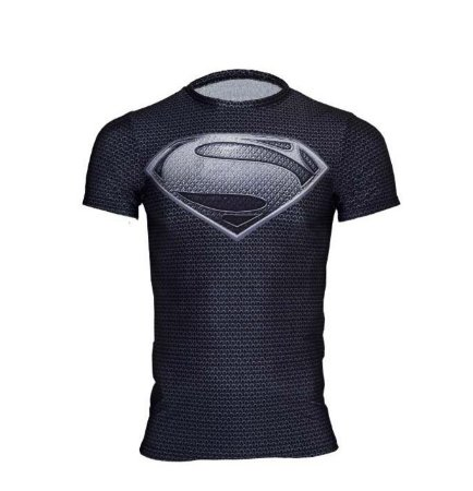 Camiseta Masculina Super-Heróis Modelo 20