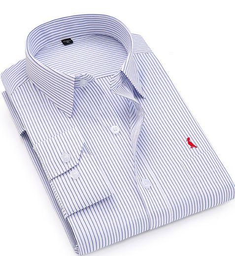 Camisa Masculina Casual Reser Modelo 07