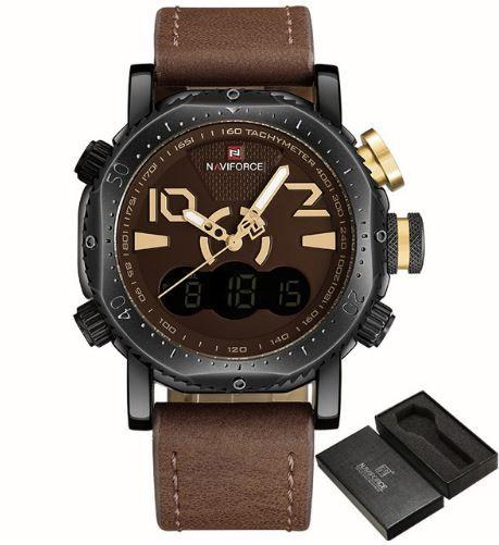 Relógio Masculino Wrist Naviforce