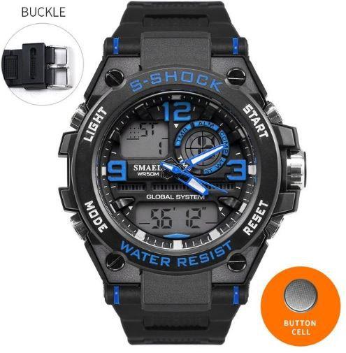 Relógio Masculino Smael S-Shock