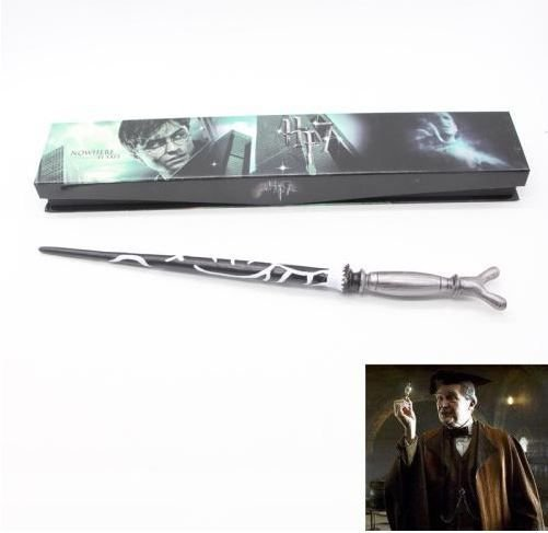 Artigo Colecionável Varinha Harry Potter  Horácio Slughorn