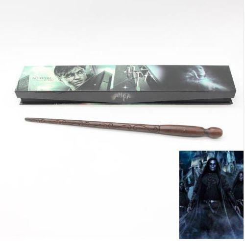 Artigo Colecionável Varinha Harry Potter Comissal da Morte