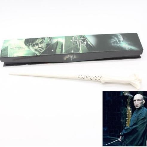 Artigo Colecionável Varinha Harry Potter  Lord Voldermort