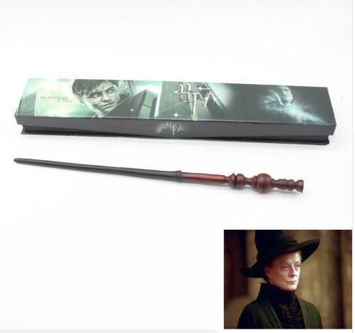 Artigo Colecionável Varinha Harry Potter Prof Minerva Mcgonagall