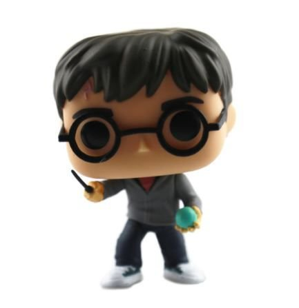 Artigo Colecionável Pop Harry Potter Modelo 03