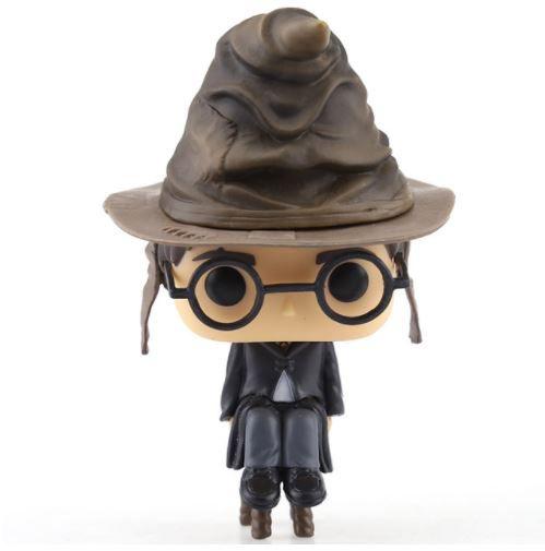 Artigo Colecionável Pop Harry Potter  Chapéu Seletor