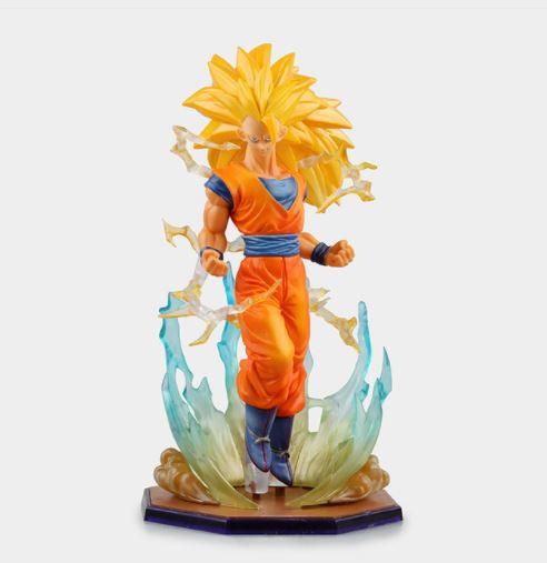 Artigo Colecionável Dragon Ball Goku  Modelo 02