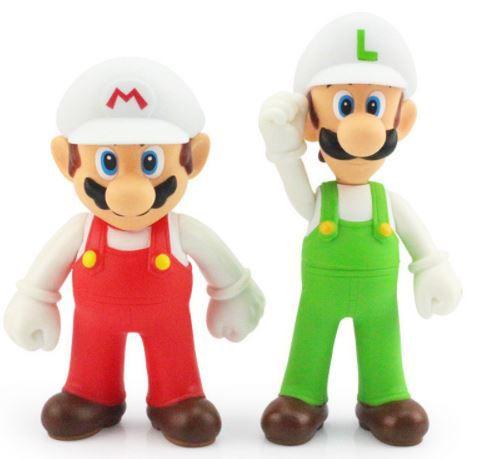 Artigo Colecionável  Mario'Bros Modelo 01