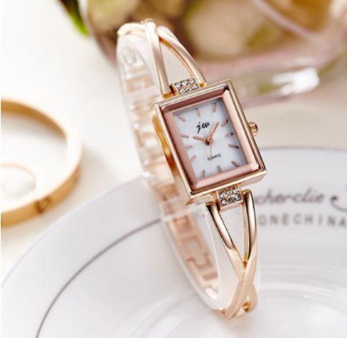 Relógio Feminino Jiu Strass Modelo 01