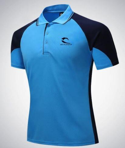 Camisa Polo Masculina Esportiva Modelo 02