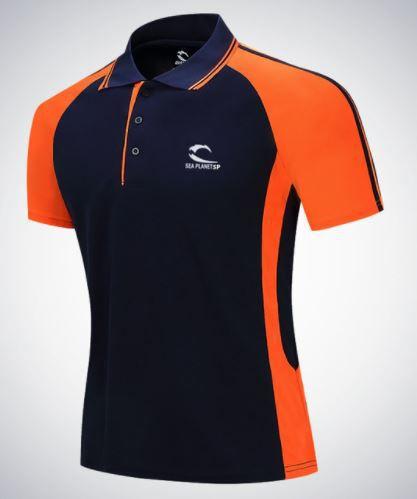 Camisa Polo Masculina Esportiva Modelo 03