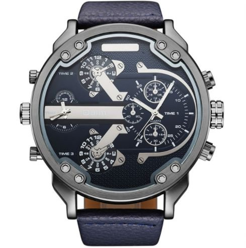 Relógio Masculino Quartz OL