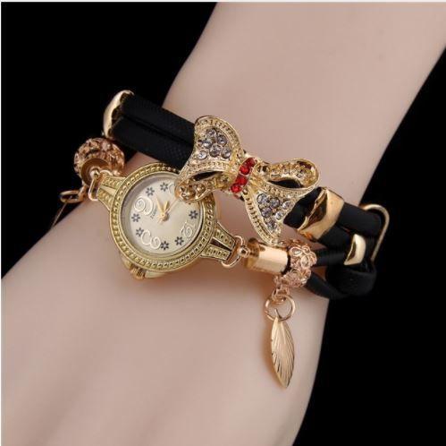 Relógio Feminino Laço Delicado Modelo 01