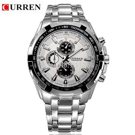 Relógio Masculino Curren Modelo 02