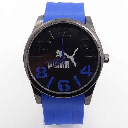 Relógio Masculino Pu