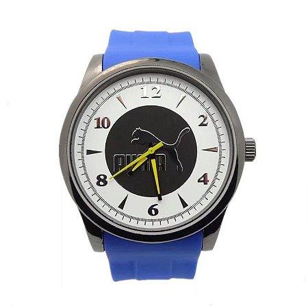 Relógio Masculino Pu Modelo 1