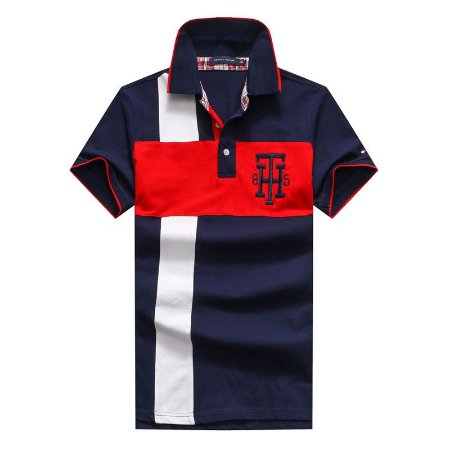 Camisa Polo Masculina Tomm Modelo 03