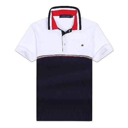 Camisa Polo Masculina Tomm Modelo 04