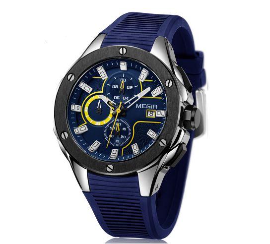Relógio Masculino Megir Modelo 08