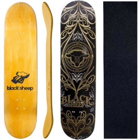 Shape Black Sheep Profissional Tribal Gold 8.0 + Lixa Grátis