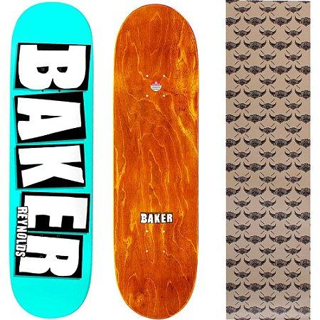 Shape Maple Importado Baker Brand 8.0 Reynolds Green Clean (Grátis lixa Jessup)