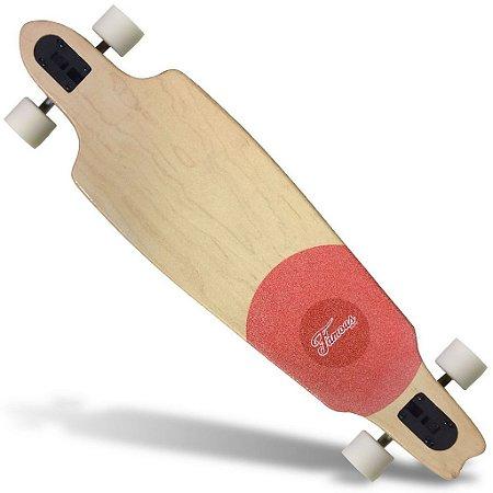 Longboard Importado Famous Red Speed