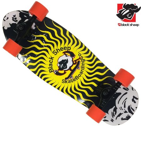 Simulador de Surf Black Sheep Ovelha Solar