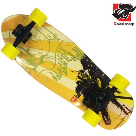 Simulador de Surf Black Sheep Jamairan Dream