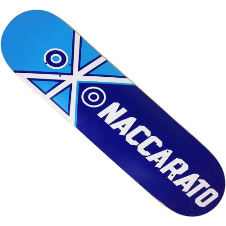 Shape Importado Son Skateboard Maple Naccarato 8.25 (Grátis Lixa Importada)