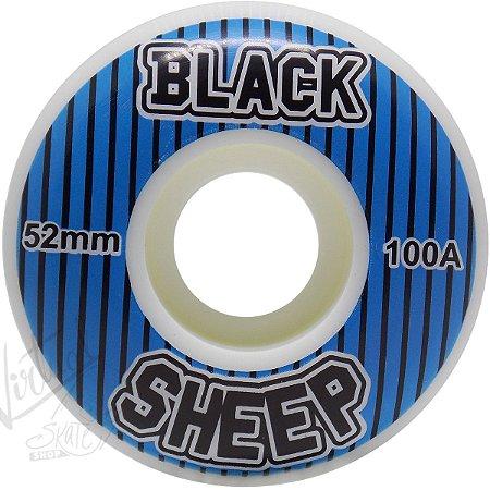 Roda Importada Black Sheep 52mm 100A ( jogo 4 rodas )