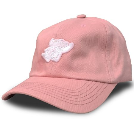 Boné Black Sheep Dad Hat Logo cor Rosa