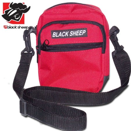 Shoulder Bag Black Sheep Vermelha
